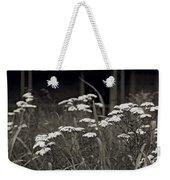 Oklahoma Prairie Flowers Weekender Tote Bag