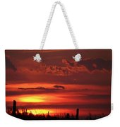 Oklahoma Sky At Daybreak  Weekender Tote Bag