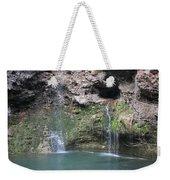 Oklahoma Waterfall Weekender Tote Bag