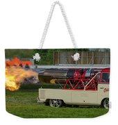 Oklahoma Willy Weekender Tote Bag