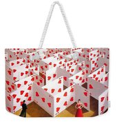 Olbinski Paints Mozart Rafal Olbinski Weekender Tote Bag