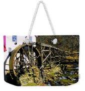 Old 1886 Mill Weekender Tote Bag