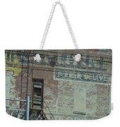 Free Delivery Weekender Tote Bag