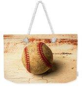 Old American Baseball Weekender Tote Bag