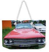 Old American Car Weekender Tote Bag