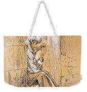 Old And Lonely In Spain 01 Weekender Tote Bag