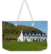 Old And New Iona Architecture Weekender Tote Bag