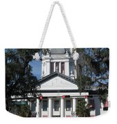 Old And New State Capitol Weekender Tote Bag