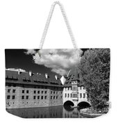 Old Architecture  Nuremberg Weekender Tote Bag