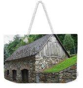 Old Austrian Barn Weekender Tote Bag