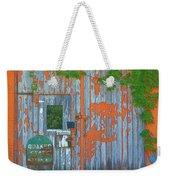 Old Barn Doors  Weekender Tote Bag