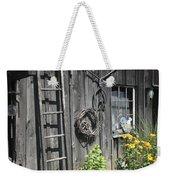Old Barn II Weekender Tote Bag