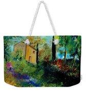 Old Barn In Provence  Weekender Tote Bag