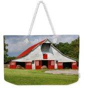 Old Barn Weekender Tote Bag by Kristin Elmquist