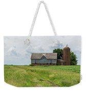 Old Barn Country Scene 4 A Weekender Tote Bag