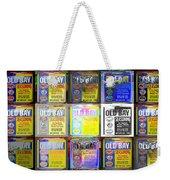 Old Bay Andy Warhol Super Weekender Tote Bag