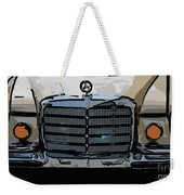 Old Benz Weekender Tote Bag