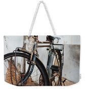 Old Bike II Weekender Tote Bag