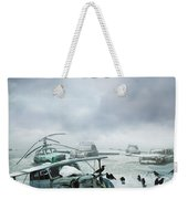 Old Birds Weekender Tote Bag