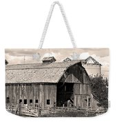 Old Boulder County Colorado Barn Weekender Tote Bag