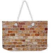 Old Brick Wall Weekender Tote Bag