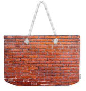 Old Brick Wall Weekender Tote Bag