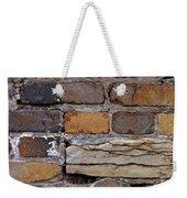 Old Bricks Weekender Tote Bag