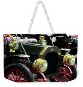 Old Buick Weekender Tote Bag