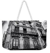 Old Building In Sicily Weekender Tote Bag