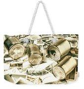 Old Business Wires Weekender Tote Bag