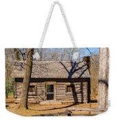 Old Cabin Weekender Tote Bag