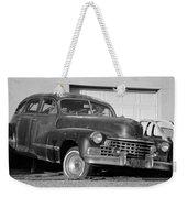 Old Cadillac Weekender Tote Bag