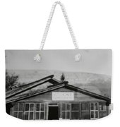 Old Cafe Weekender Tote Bag
