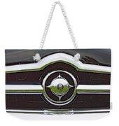 Old Car Grille Weekender Tote Bag