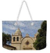 Old Carmel Mission Weekender Tote Bag