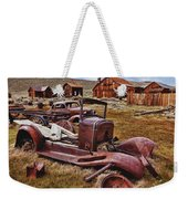 Old Cars Bodie Weekender Tote Bag