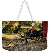Old Cart - Old Movie Edition Weekender Tote Bag