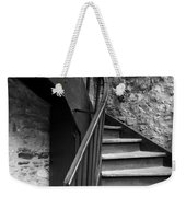 Old Castle Stairway Weekender Tote Bag