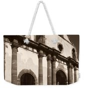 Old Catholic Mission Ghost Town Weekender Tote Bag
