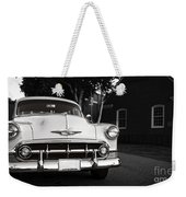 Old Chevy Connecticut Weekender Tote Bag