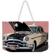 Old Chevy Weekender Tote Bag