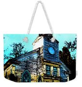 Old Church At Oxford Maryland Weekender Tote Bag