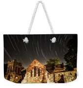 Old Church Weekender Tote Bag