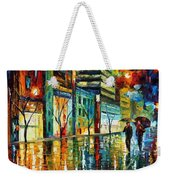 Old City Weekender Tote Bag