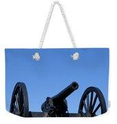 Old Civil War Cannon Weekender Tote Bag