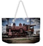 Old Clovis Train Weekender Tote Bag