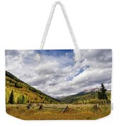 Old Colorado Weekender Tote Bag