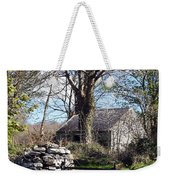 Old Cottage  Weekender Tote Bag