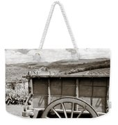 Old Country Wagon Weekender Tote Bag