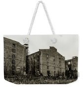 Old Crow Rack House Weekender Tote Bag